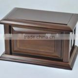 Wholesale cherry wooden urn cremation for ashes