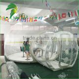 Customized PVC Clear Inflatable Lawn Tent / Inflatable Transparent Tent / Camping Inflatable Bubble Tent for Sale