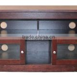 the hotel use wooden lcd TV cabinet HW-1000