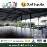 Best Selling 2014 Double Deck Tent with Glass Wall for Outdoor Events by Liri Tent China Manufacturer