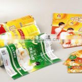 OEM food grade transparent food packing film pvc cling film for food                                                                                                         Supplier's Choice