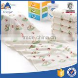 Design your own high quality fancy yarn dyed cotton face cloth