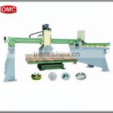 OMC marble balustrade cutting machine cnc router with 3d scanner