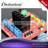 L298N Motor Drive Board module For Stepper Motor / Intelligent Vehicle