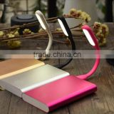 Mini USB LED Bed Head Reading Light Flexib Led Strip Light Usb Warning Light For Bank Power Notebook
