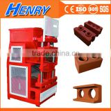 Germany technology siemens motor hot sale automatic block maker machine, soil brick machines in uganda                                                                         Quality Choice