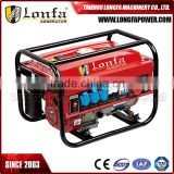 Honda Power 3KVa 3 Phase Gasoline Generator With E-start