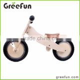 Balance Bike Wheel With Legs Protective Wood Designs Wooden Balance Bike Learning Toys For Kids In China