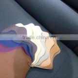 PVC leather use for sofa fabric, chairs and car cover, surface printing two color, bear scratch