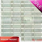 natural stone backsplash tiles mosaic HG-Z399