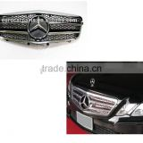 high quality with competitive price ABS Grille for BENZ 10~12 E-CLASS W212 SL LOOK Style