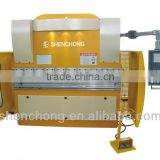 metal processing machine, sheet metal working machinery, hydraulic press brake WC67Y40T~400T