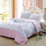 Wholessale china textile sexy grid pattern white bedding comforter sets
