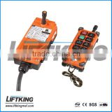 4-button , double speed , remote controller for electric chain hoist and crane