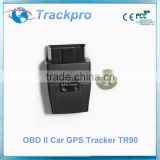 cars accessories plug-n-play obdii vehicle tracking system