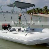 inflatable marine motor boat