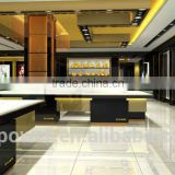 Custom made jewelries shop, jewelry shop furniture, modern jewellery showroom