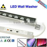 24W TUV CE RoHS IEC Approved IP65 LED Wall Washer Wireless