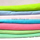 Spandex Knit Cotton Single Jersey Dyed Fabric