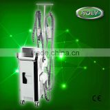 Hottest Vela Slim & Body Shape Machine ---Vacuum+Rooler Massage+RF+Infrared Light System