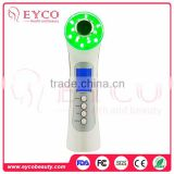 Photodynamic therapy ultrasonic massage led therapy machine health beauty salon beauty equipment