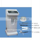 blue medical oxygen jet beauty machine