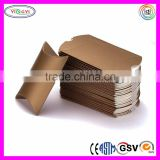 E518 Gold Paper Pillow Favor Gift Box Wedding Party Anti-Scratch Gift Candy Pack Pillow Gift Box