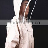 cotton bee keeping suit and beekeeping jacket from China manufacturer