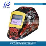 2014 Hot sale HX-TN10 Automatic Safety helmet welding mask CE en379 welding helmet for sale
