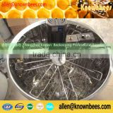 Stainless steel 8 frame electric honey extractor from knownbees