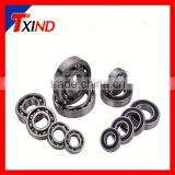 6000 waterproof ball bearings 6038 6212