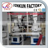 Efficient centrifugal complete pellet making line for wood chips,sawdust,straw,waste paper etc.
