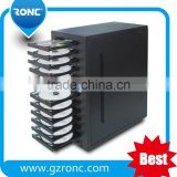 CD DVD recorder cd duplicator 1 drawer with 10pcs 11pcs