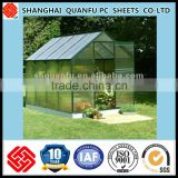 free sample 10-years warranty plastic roofing sheet for shed corrugated plastic roofing sheets for greenhouse