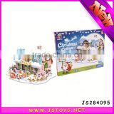 Hot sales Environmental protection paper educational jigsaw puzzle