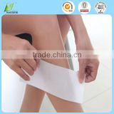 Smooth disposable non woven hair removal/ wholesale waxing strips
