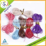 Customized Waxed Polyester Cord 1mm