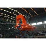 15 Persons fast rescue boat SOLAS approved cheap price