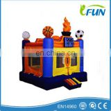 2015 inflatable castle/inflatable bounce house/ used commercial inflatable bouncers for sale