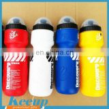 650ml Advertising Logo Printed Plastic Sport Bike Water Bottle