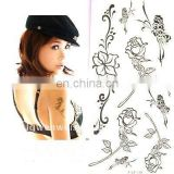Adult body tattoo stickers