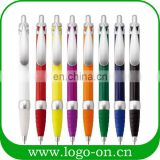 New Design Plastic Logo Printed Banner Pen