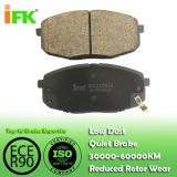 581011HA00/GDB3450/D1397 Semi-metallic/Low-metallic/NAO/Ceramic Disc brake pad manufacturer