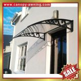house door window diy pc awnings awning canopy canopies cover shelter polycarbonate manufacturers