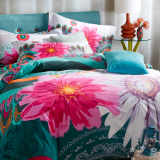 Weifang selling polyester fabric 3D disperse printing bedsheet fabric,bed sets