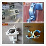 EN 74/ BS1139 HDG&E-galvanized Drop Forged Tubular Fitting Clamp