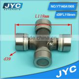 YT140A1905 stainless steel ball niversal joint and Extension joint