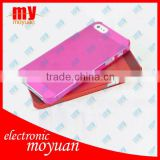 Cell phone colorful tpu case for iPhone 5