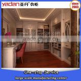Hot sale indian bedroom wall wardrobe designs walk-in closet imprted from China                                                                         Quality Choice