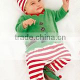 baby clothing sets Christmas ropmers MY-IA0028